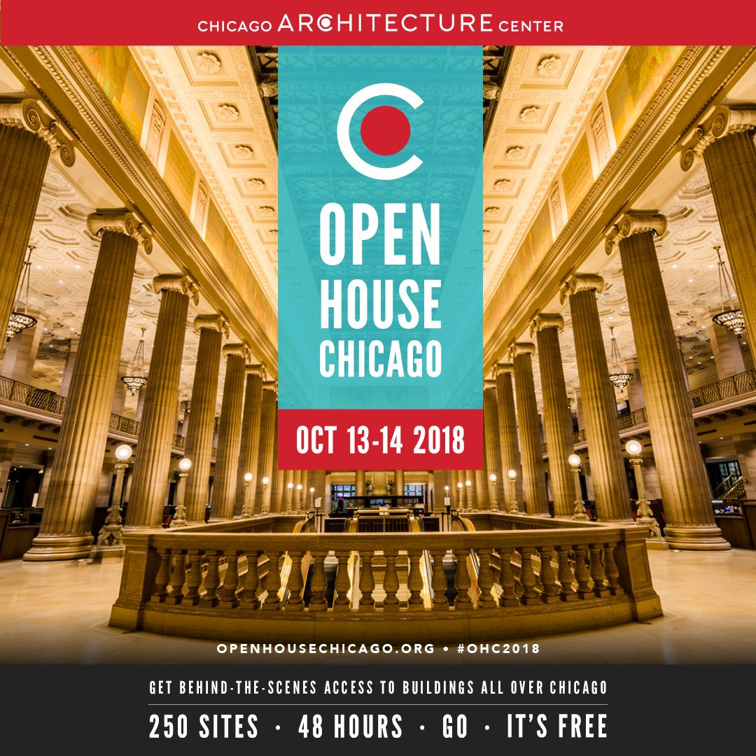 Once Again The Dank Haus Is A Paring Site In Citywide Open House Chicago Weekend Hosted By Architecture Center From Oct 13th 14th
